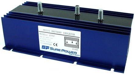 NEW SURE POWER 3 BATTERY ISOLATOR 1202DL I01202D 48120 1202 22-16 1202B 1202L