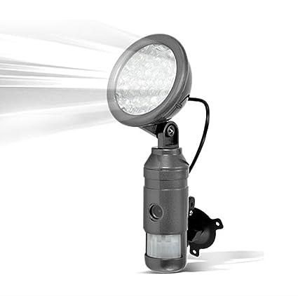 Detector de Intrusos con infrarrojos - PIR con detector de movimientos y grabacion de video y