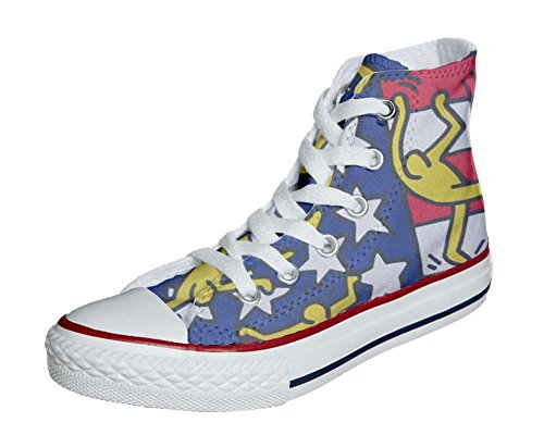 Produit Star Chaussures Bandiera Adulte danze Converse Coutume USA Artisanal Mixte All OP5wcqYT
