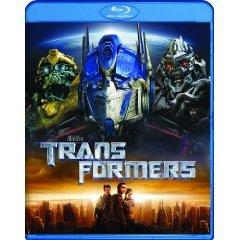 Transformers Bd [Blu-ray]