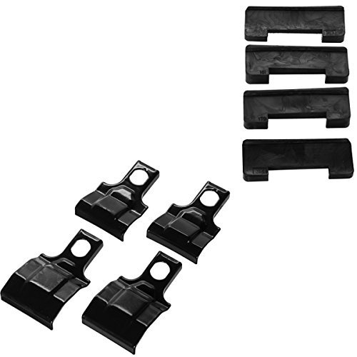Image of Car Rack Parts & Accessories Thule 1673 Fit Kit for 480 Traverse and 480R Traverse Foot Pack