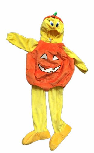 Warner Brothers Studio Store Tweety Bird As a Pumpkin Xs -