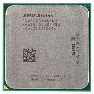 (AMD Athlon X2 5000B 2.6GHz 2x512KB Socket AM2 Dual-Core CPU)
