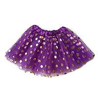 Rush Dance Ballerina Girls Dress-Up Princess Fairy Polka Dots & Ribbon Tutu