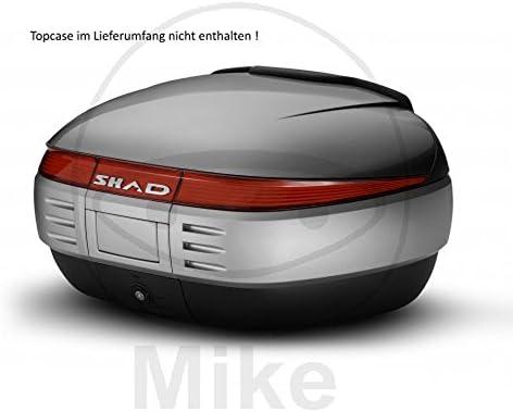 Shad D1b50e05 Topcase Zubehör Silber Auto