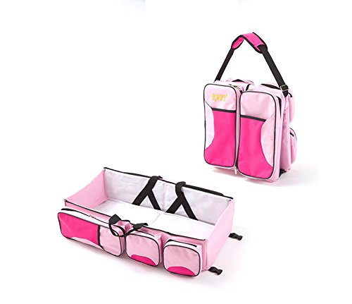 3-in-1 Foldable Storage Box (Pink) - 2