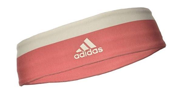 adidas ADYG-30221RDWH Banda de Pelo, Unisex, Rojo, Talla Única: Amazon.es: Deportes y aire libre