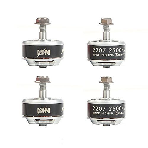 iFlight 4pcs Ion Drive 2207 2500KV Brushless Motor for FPV Racing Drone Quadcopter Multirotor