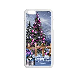 The Gifts Under Christmas Trees Hight Quality Plastic Case for Iphone 6