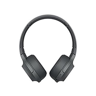 Sony - H800 H.Ear On 2 Mini Wireless Over Ear Headphone Black (WHH800/B)