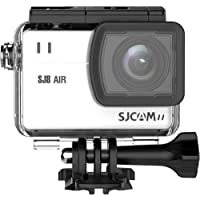 SJCAM SJ8 AIR Wi, Fi 4K Aksiyon Kamera, Beyaz