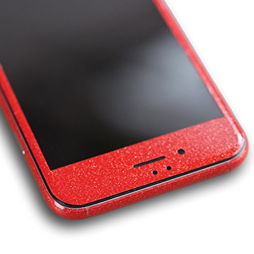 AppSkins Rückseite iPhone 6 Full Cover - Diamond red