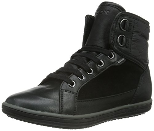 D44b6b Geox Noir Sneakers Femmes 04622 TaqUad