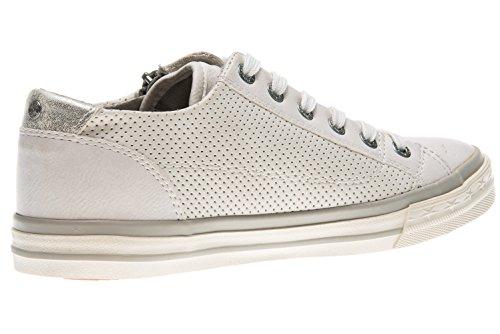 Blanc Baskets Weiß 302 Femme 1 Mode Mustang 1146 7Ezw6q6X