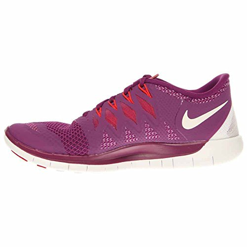 Nike Wmns Free 5.0 642199-600 Damen Laufschuhe BRIGHT GRAPE/VIOLET SHADE/LEGION RED/WHITE