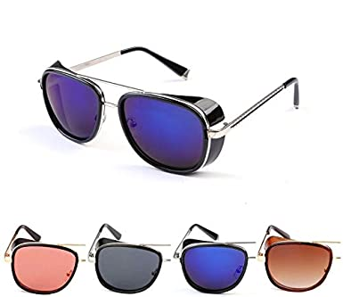 9a5f5a8b668a4 50 Shades UV Protected Aviator Unisex Sunglasses(IMBR806