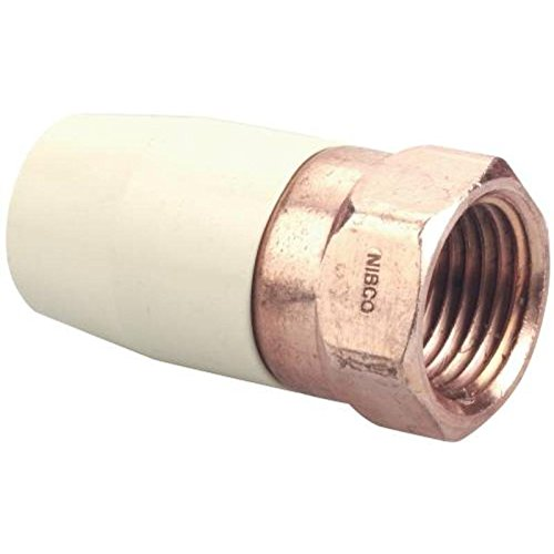 NIBCO 4703-CT (3/4) 110690 Adapter Male Flowguard Gold Cpvc/Copper 3/4
