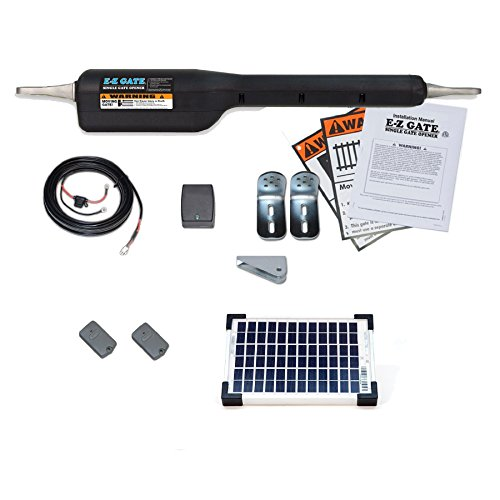Mighty Mule EZGO SOLAR Opener Solar product image
