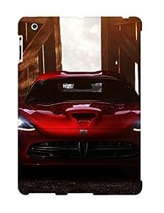 Crazinesswith Ipad 2/3/4 Hybrid Tpu Case Cover Silicon Bumper Srt Viper Gts