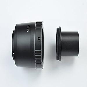 1.25-Inch Telescope Camera Adapter for Canon NIkon Sony by Gosky
