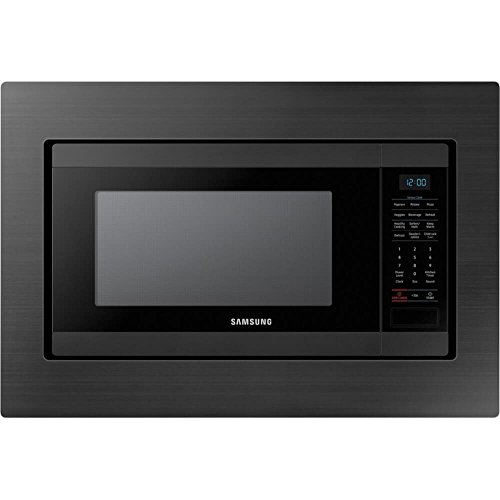 Samsung MS19M8020TG 1.9 Cu. Ft. Black Stainless Countertop Microwave for Built-In Application MS19M8020TG/AA by Samsung (Image #3)