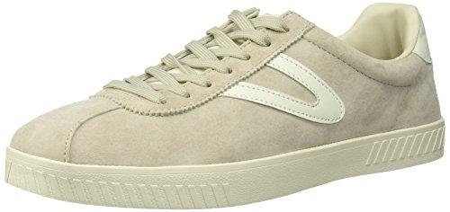 Tretorn Men's CAMDEN3 Sneaker, Birch Suede, 8 M US