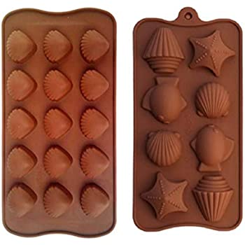 by BargainRollBack Penguins Ice Cube Chocolate Soap Tray Mold Silicone Party maker Ships From USA