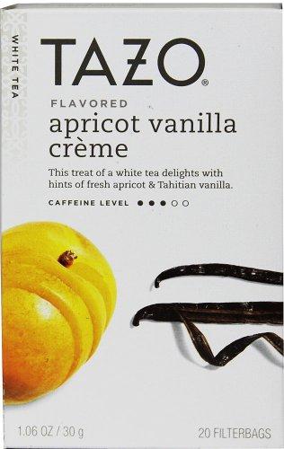 Tazo Vanilla Caramel Chai Black Tea Filterbags