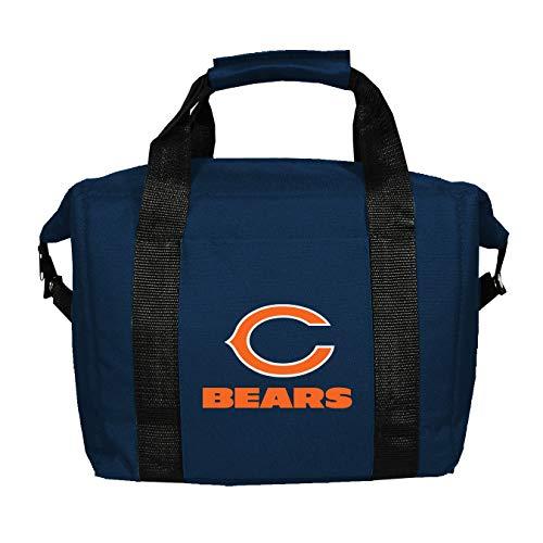 NFL Chicago Bears Soft Sided 12-Pack Cooler Bag