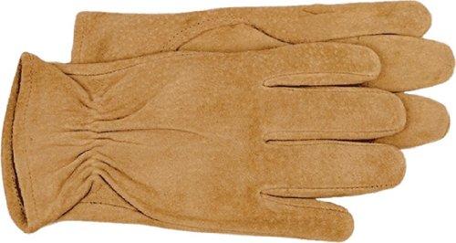 - Boss Gloves 4051 Ladies Premium Split Pigskin Driver, One size