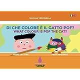 Di che colore è il gatto Pof? - What colour is Pof the cat?: (Italiano - English)
