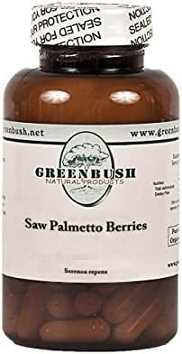 Saw Palmetto | 575 mg, 100 Capsules | Dietary Health & Hair Loss