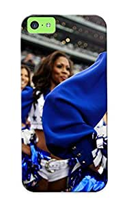 meilinF000High Quality Joannobrien Cheerleader Nfl Football Dallas Cowboys Skin Case Cover Specially Designed For Iphone - 5cmeilinF000