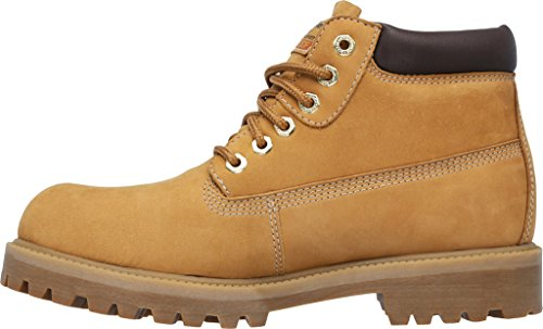 Skechers Mens Sergeants Verdict Rugged Ankle Boot,Wheat,US 9.5 M