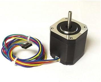 nema17 Motor Paso a Paso para impresora 3d kl17h248 – 15 – 4 A, 76 ...