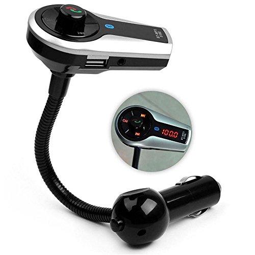 Car Kit MP3 Player Wireless Bluetooth Wireless FM Transmitte