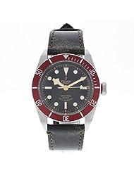 Tudor Heritage 79220R Black Bay Burgundy Bezel Steel Automatic Men's Watch