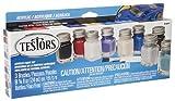 Testor 9197T 9Color Auto Paint Set - Quantity 6