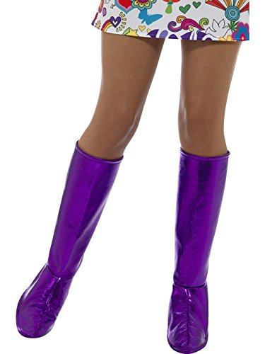 GoGo Purple Boot Covers One Size
