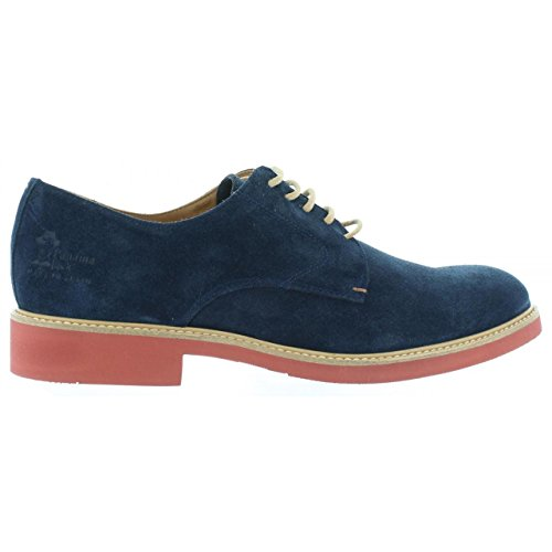 PANAMA JACK Schuhe Für Herren Caddy C6 Velour Marino