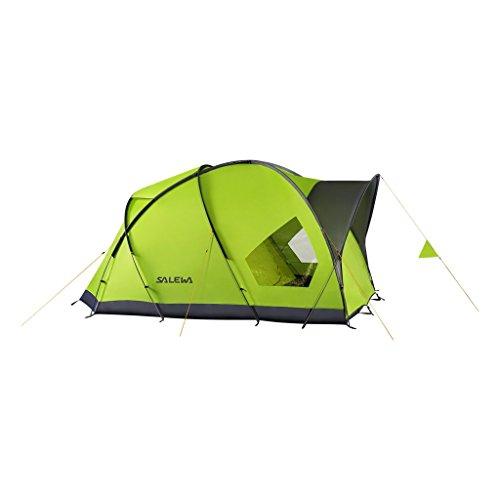 Salewa Unisex Zelt Alpine Hut III, Cactus/Grey, One Size, 00-0000005603