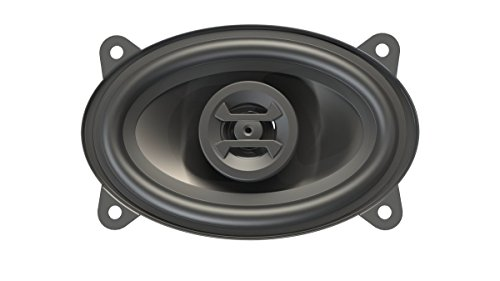 (Hifonics ZS46CX Zeus 4 x 6 Coaxial Speaker)