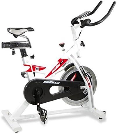BH Fitness Indoor Bike sb1.2 (Adultos, Color Blanco h9154r: Amazon.es: Deportes y aire libre