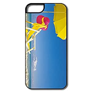 SuRCOVER Iphone 5 5S Case,Relaxing Summer