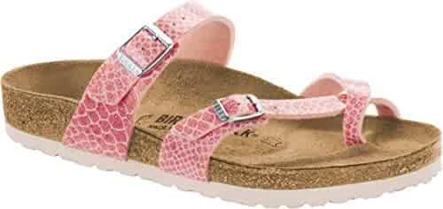 5f6fa93f813 Birkenstock Mayari Birko-Flor Narrow Magic Snake Rose Size EU 41 - US L10 M8