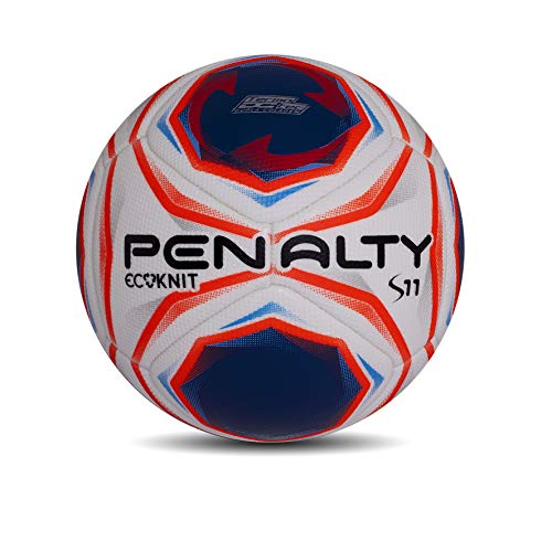 Bola Campo Penalty S11 Ecoknit X Adulto Unissex Azul 0