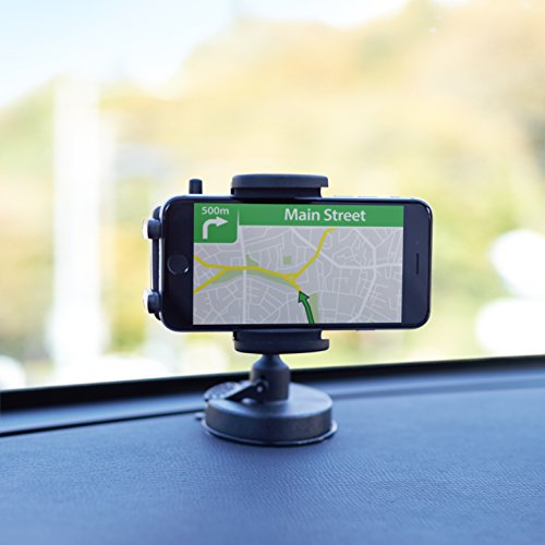 Amazonbasics Universal Windshield And Dash Mount For