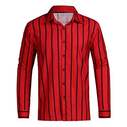 T-Shirt Men,Blouse Man,Shirt Men,Long Sleeve t-Shirt Men,Pullover Hoodie Men,Sweatshirt Men,Man t Shirts,Tops Men,Man Hoodie,Man Shirt, Man Hoodie,Man Shirt (M,Red)]()