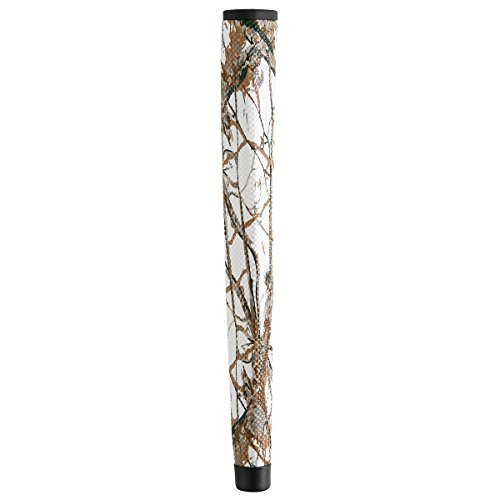 Putter Grip Camo AP Snow by Real Tree