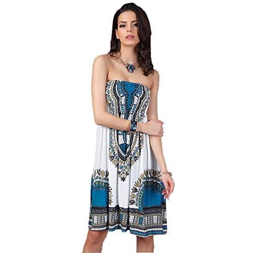 Wander Agio - Vestido - para mujer CWO3oEgd